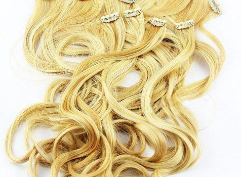 Pasma do przedłużania włosów (NGO) – modelowanie