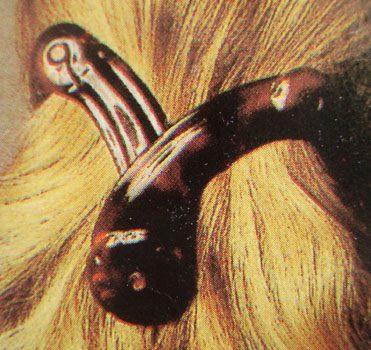 Ozdoby do włosów od Sagatii